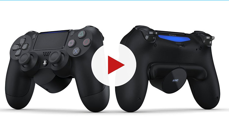 Is this our first look at what the Sony PS5 controller could look like?